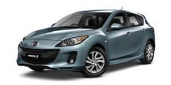 Mazda 3 III