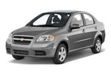 Chevrolet Aveo 4D T250