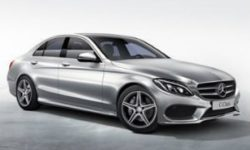 Mercedes-Benz C-klass W205