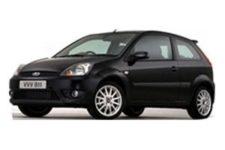 Ford Fiesta V Facelift