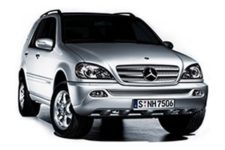 Mercedes-Benz ML-klass W163