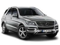 Mercedes-Benz ML-klass W166