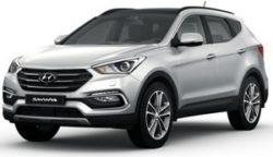 Hyundai Santa Fe III DM